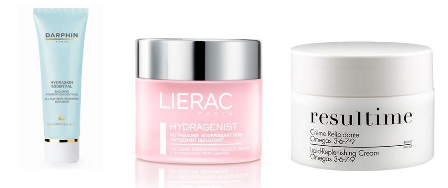 creme_relipidante-hydragenist-lierac-hydraskin-essential-de-darphin